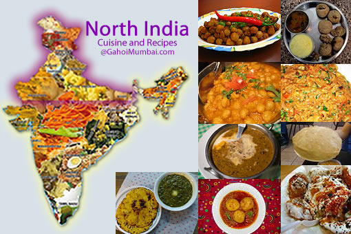 North india cuisine and its peculiarity cuisine gahoi for Articles on indian cuisine