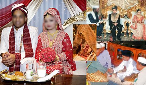 Muslim wedding and traditional customs rituals and values muslim wedding and traditional customs rituals and values junglespirit Choice Image