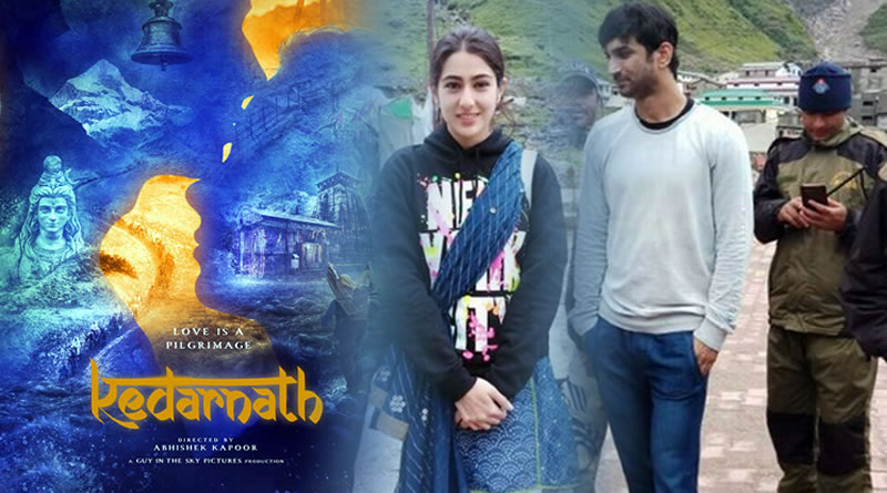 A Hindu-Muslim love story for Sushant and Sara's Kedarnath!