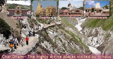 About Char Dham