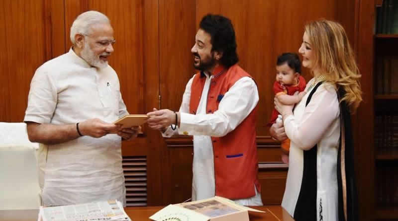 Adnan Sami to meet PM with family!