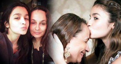 Alia's real mom Soni Razdan to play a reel mother in Raazi!