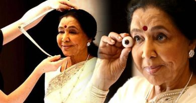 Asha Bhosle to unveil her wax statue in Delhi!
