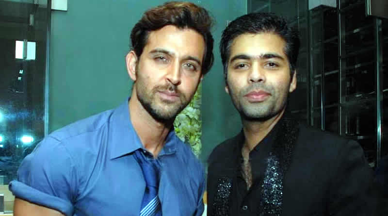 Hrithik and Karan Johar campaign suicide prevention