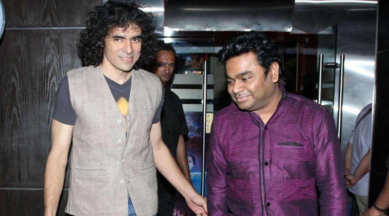 Imtiaz Ali's no for biopic on Rahman right now!