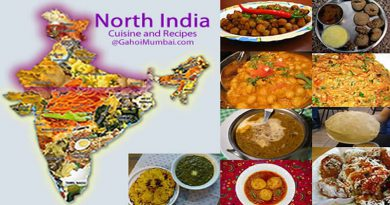 North India Cuisine And Its Peculiarity!