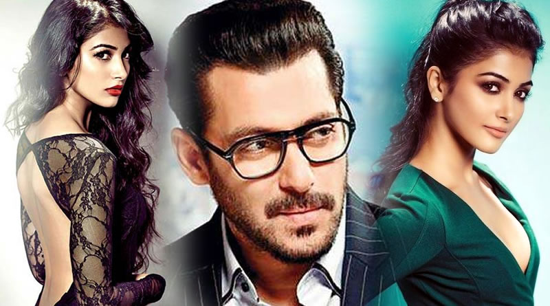 Pooja Hegde's name pop up for lead in Salman starrer Race 3