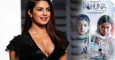 Priyanka's aspiration to be a filmmaker!