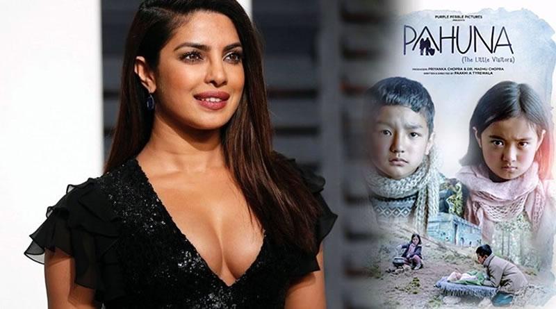 Priyanka's aspiration to be a filmmaker!