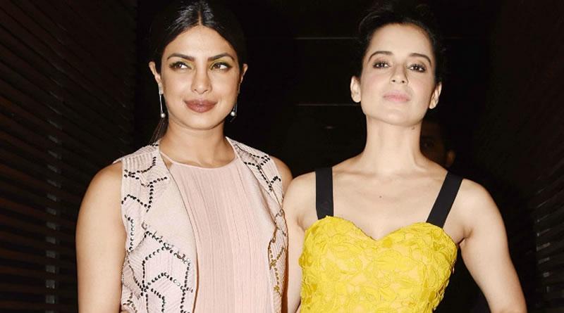 Priyanka does not follow the Kangana's way!