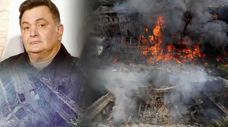 Rishi Kapoor opens up about memorabilia's loss during RK Studio fire!