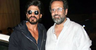 "SRK becomes ""Batlaa"" for Aanand L Rai!"