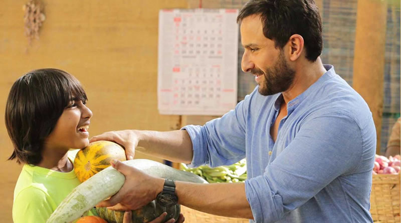 Saif to enjoy cooking after training for Chef!