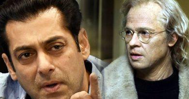 Salman follows Brad Pitt for Bharat!