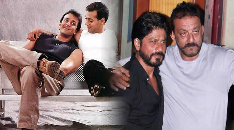It is possible to achieve what Salman or Shah Rukh or I have, reveals Sanjay Dutt!
