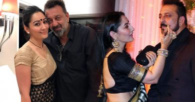 I've many shoes which my wife hits me with, revals Sanjay Dutt!