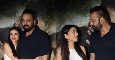 Sanjay Dutt and Aditi Rao Hydari to promote Bhoomi!