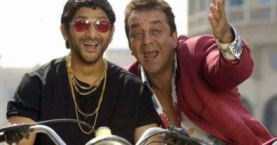 Sanjay Dutt opens up about Munna Bhai series!