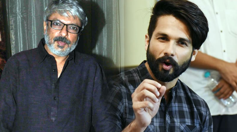 Feels privilege to work with Sanjay Leela Bhansali, says Shahid Kapoor!