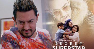 Aamir Khan starrer Secret Superstar is a family film!