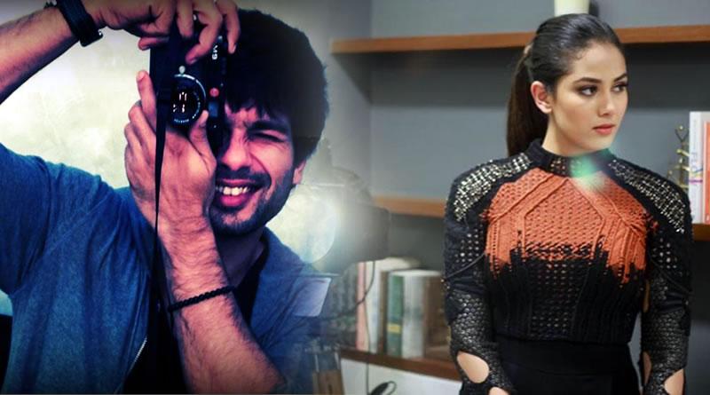 Shahid Kapoor shares wife's Mira Rajput stunning avatar!