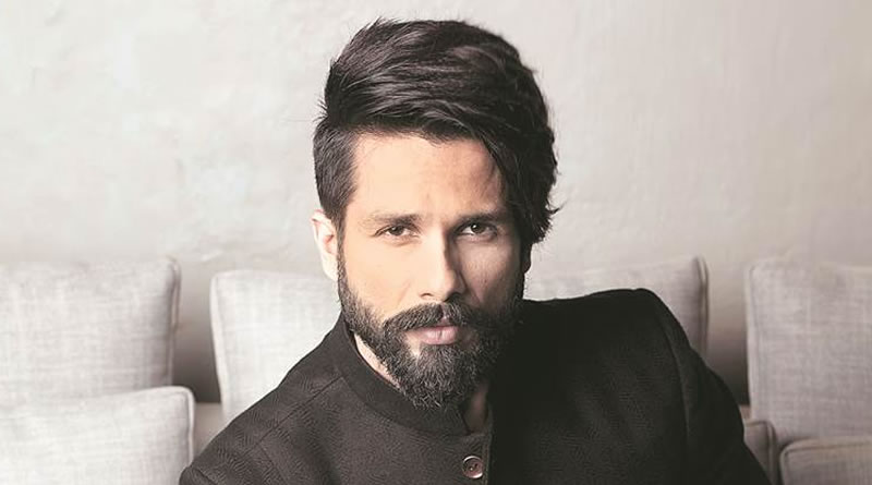 Now Shahid Kapoor is an electricity thief!