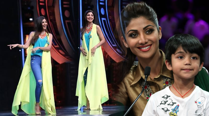Can't force my dream on my son, reveals Shilpa Shetty!