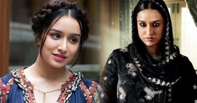 Challenge lies in improving my craft, says Shraddha Kapoor!