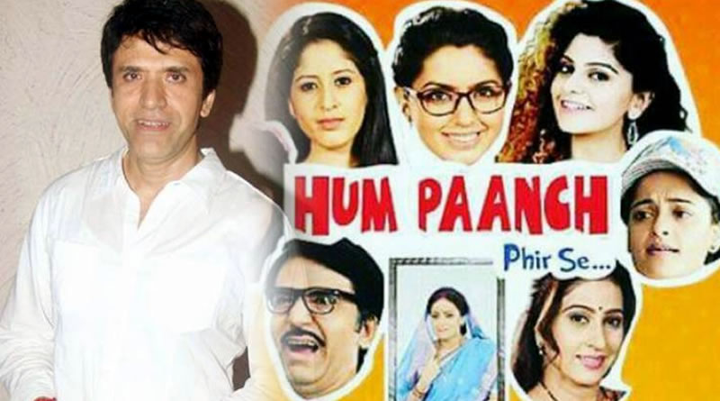 Sooraj Thapar to become a lady for TV show Hum Paanch Phir Se!