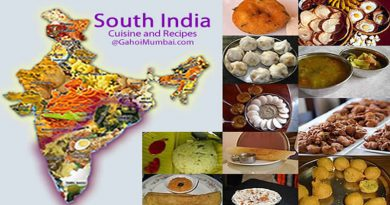 South India Cuisine And Its Peculiarity!