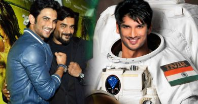 Sushant to deny being upset with R Madhavan!