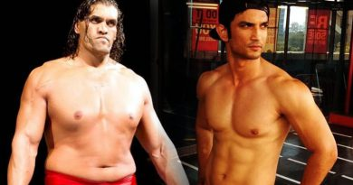Sushant Singh Rajput to step in Great Khali's shoes!