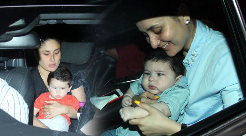 Taimur is my soul, says Kareena Kapoor Khan!