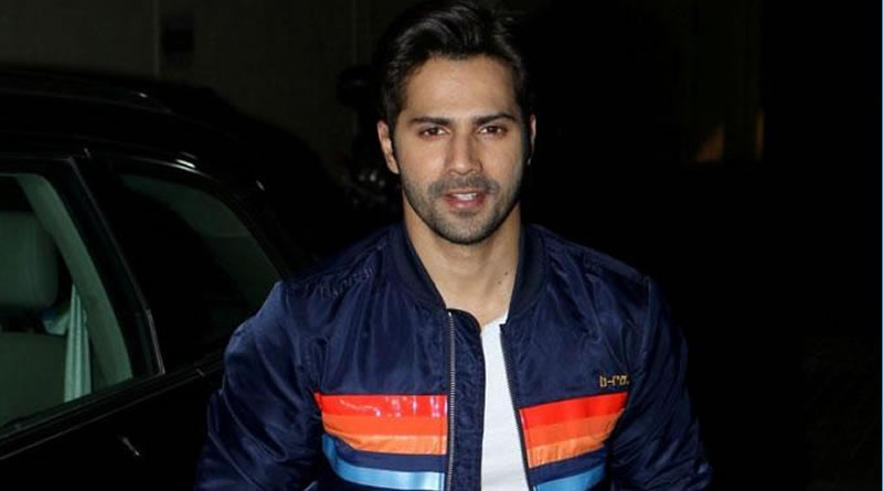Varun Dhawan becomes a labourer now