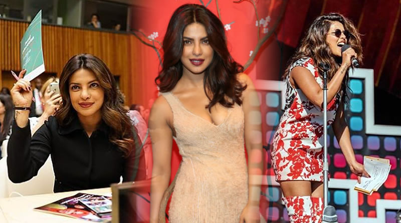 Priyanka to get honoured at Variety's Power of Women event!