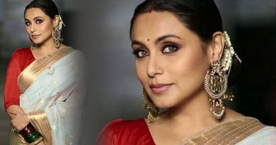 Rani Mukerji's perfect Bengali avatar!