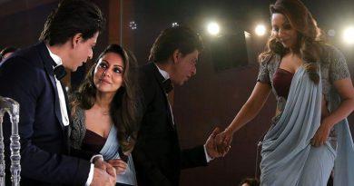 SRK and Gauri's love goals!