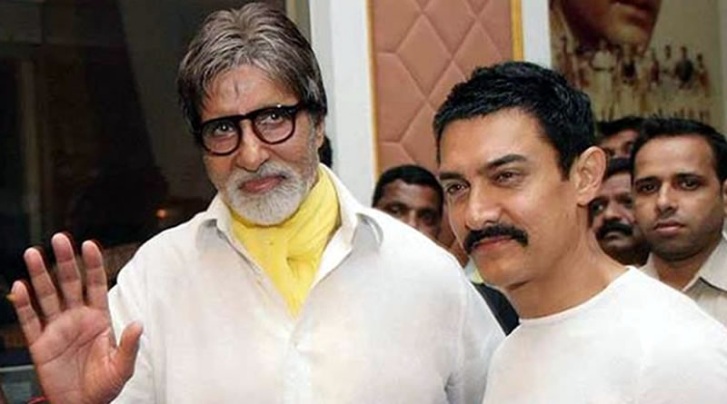 Aamir Khan to praise Big B for every nuance of his acting!