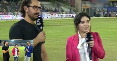 Aamir and Zaira were unanswered when asked who was the captain of Indian women's cricket team!