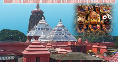About Puri, Jagannath Temple and its importance as a Char Dham!
