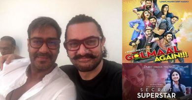 Ajay Devgn becomes a great guy for superstar Aamir Khan!