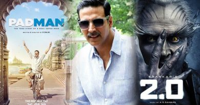 Akshay vs Akshay with PadMan and 2.0!