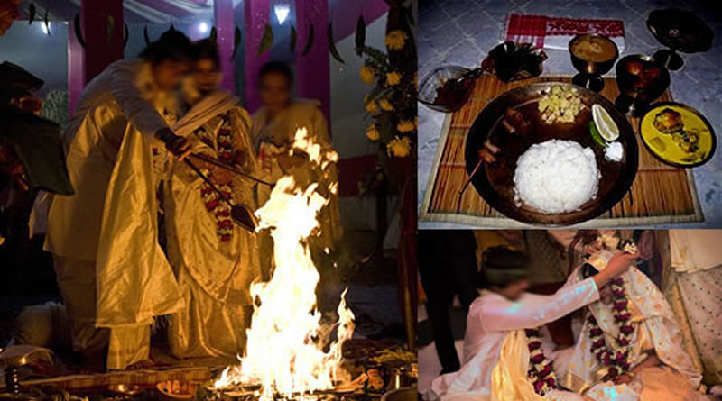 Assamese Wedding and traditional customs, rituals and values