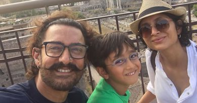 Azad Rao Khan starts crying when he sees my films, reveals Aamir Khan!