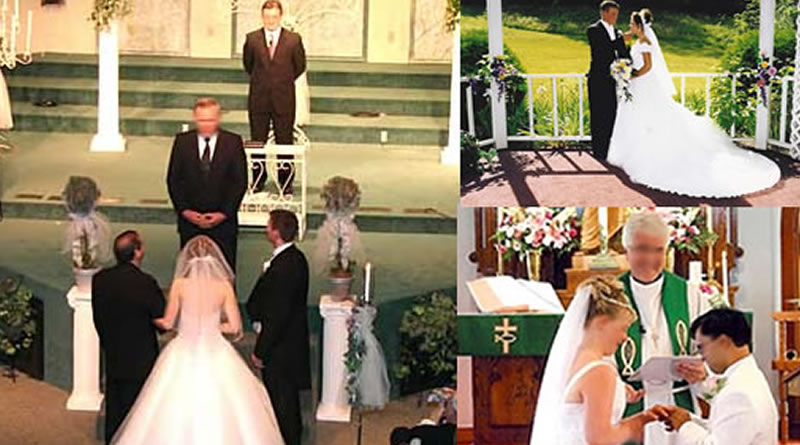Christian wedding and its traditional customs and rituals!