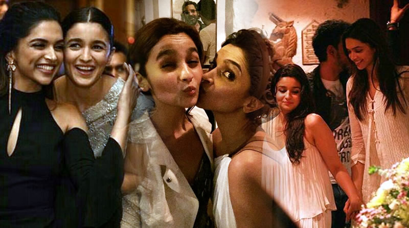 Deepika Padukone called 'My Aloo' to Alia Bhatt