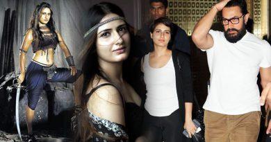 Fatima Sana Shaikh feels lucky to work with Aamir Khan!