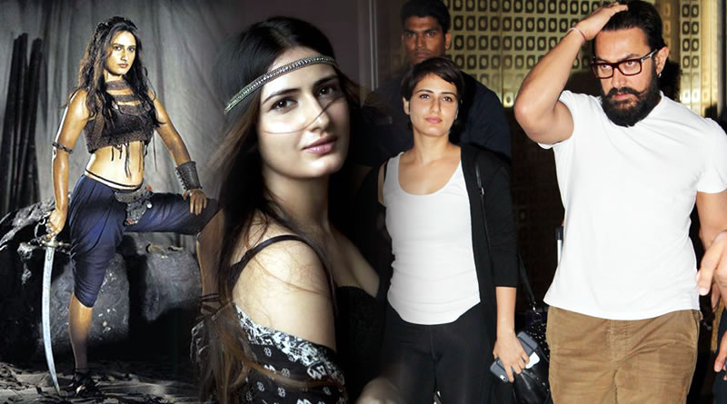 Fatima Sana Shaikh feels lucky to work with Aamir Khan!