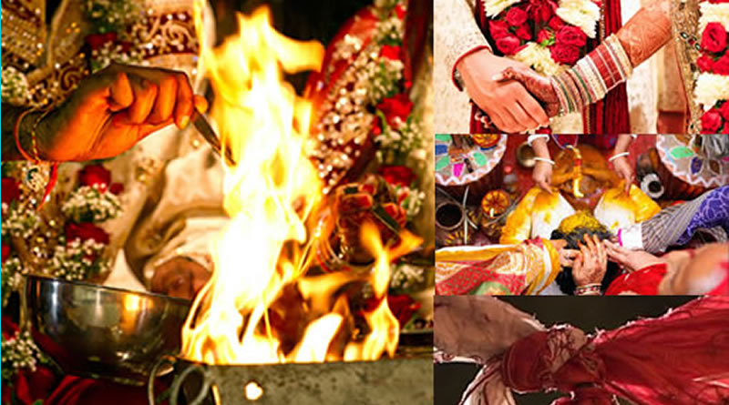 About Hindu Wedding and its traditional customs, rituals and values!