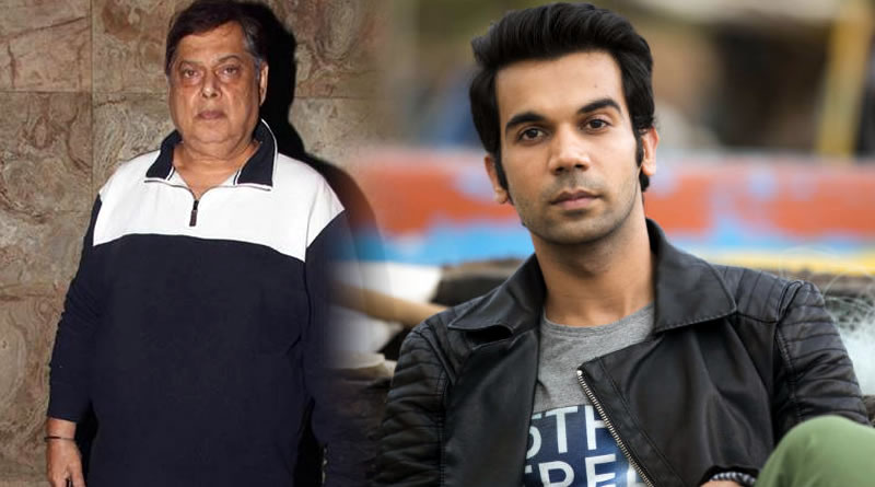 I'm a big fan of David Dhawan's films, reveals Rajkummar Rao!